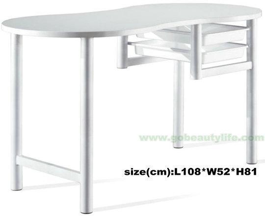 Simple Nail Table Bl N417 Beauty Life Salon Equipment Co Ltd